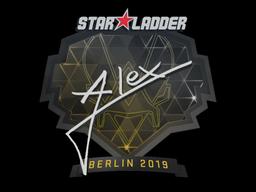 Sticker | ALEX | Berlin 2019