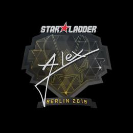 ALEX | Berlin 2019