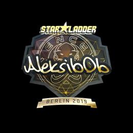 Aleksib (Gold) | Berlin 2019