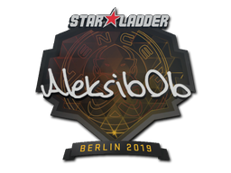 Sticker | Aleksib | Berlin 2019