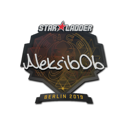 Aleksib | Berlin 2019