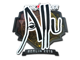 Sticker | allu (Foil) | Berlin 2019