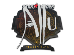 Sticker | allu | Berlin 2019