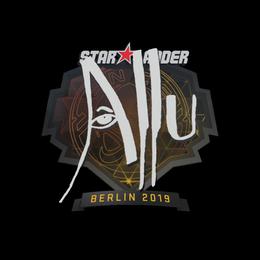 allu | Berlin 2019