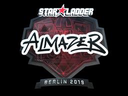 Sticker | almazer (Foil) | Berlin 2019