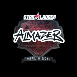 almazer (Foil)   Berlin 2019
