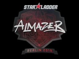 Sticker | almazer | Berlin 2019