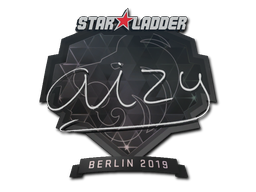 Sticker | aizy | Berlin 2019