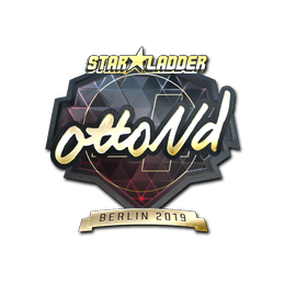 ottoNd (Gold) | Berlin 2019