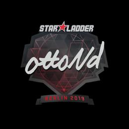 ottoNd | Berlin 2019