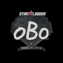 oBo | Berlin 2019