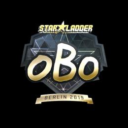oBo (Gold) | Berlin 2019
