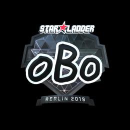 oBo (Foil) | Berlin 2019