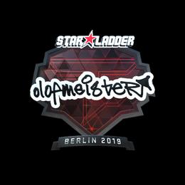 olofmeister (Foil) | Berlin 2019