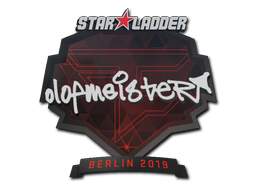 Sticker | olofmeister | Berlin 2019