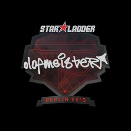 olofmeister | Berlin 2019