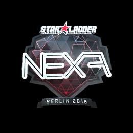 nexa (Foil) | Berlin 2019