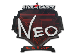 Наклейка | NEO | Берлин 2019
