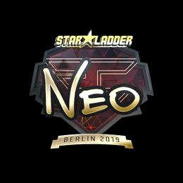 NEO (Gold) | Berlin 2019
