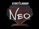 Sticker | NEO | Berlin 2019