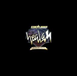 Sticker | neaLaN (Gold) | Berlin 2019