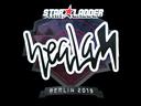 Sticker | neaLaN (Foil) | Berlin 2019