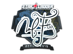 Sticker | NAF (Foil) | Berlin 2019