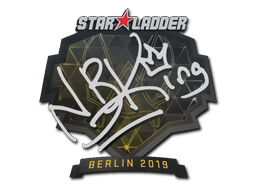 Sticker | NBK- | Berlin 2019