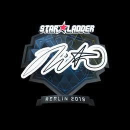 nitr0 (Foil)   Berlin 2019