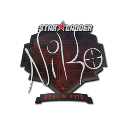 NiKo | Berlin 2019