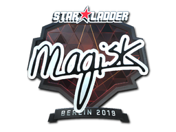 Sticker | Magisk (Foil) | Berlin 2019
