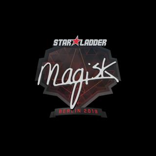 Sticker   Magisk   Berlin 2019