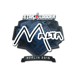 malta (Foil)   Berlin 2019