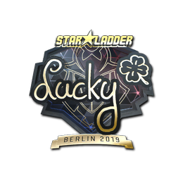 Lucky (Gold) | Berlin 2019