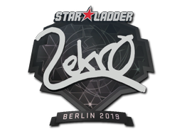 Sticker | Lekr0 | Berlin 2019
