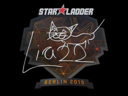 Наклейка | Liazz | Берлин 2019