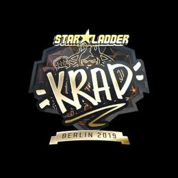 Krad (Gold) | Berlin 2019