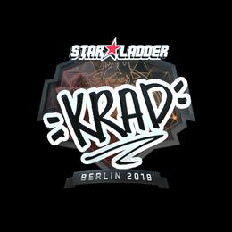 Krad (Foil) | Berlin 2019