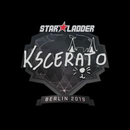 KSCERATO | Berlin 2019