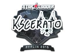 Sticker | KSCERATO (Foil) | Berlin 2019