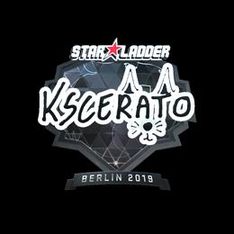 KSCERATO (Foil) | Berlin 2019