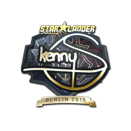 kennyS (Gold) | Berlin 2019