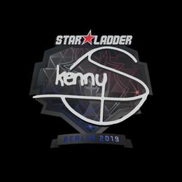 kennyS   Berlin 2019