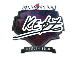 Sticker | Keoz (Foil) | Berlin 2019