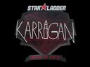 Sticker | karrigan | Berlin 2019