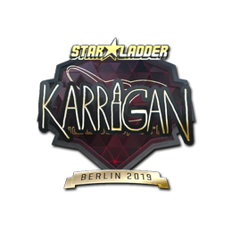 karrigan (Gold) | Berlin 2019