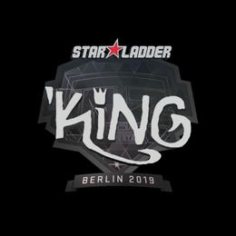 kNgV- | Berlin 2019