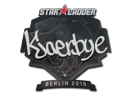 Sticker | Kjaerbye | Berlin 2019