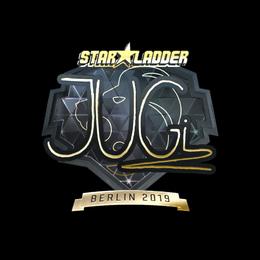 JUGi (Gold) | Berlin 2019