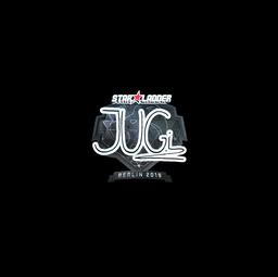 Sticker   JUGi (Foil)   Berlin 2019